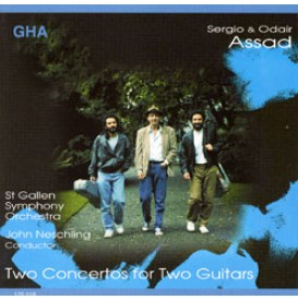 Two Concertos for Two Guitars