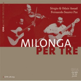 Milonga per tre :: Live in Brussels