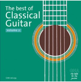 The best of Classical Guitar Volume 2